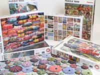 Jigsaw Puzzles and Mats