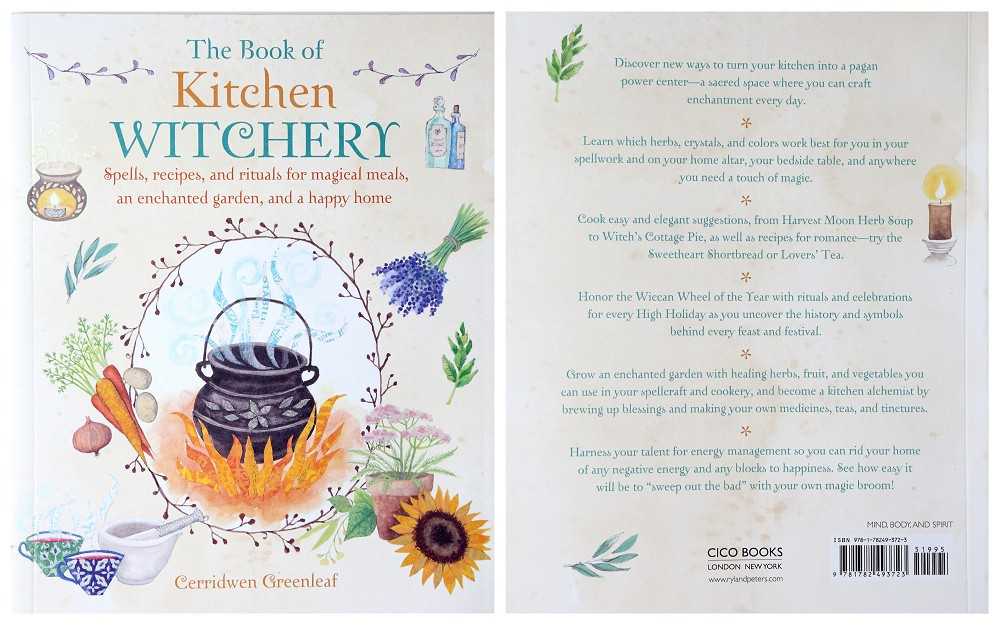 the book of kitchen witchery - Kitchen Witchery
