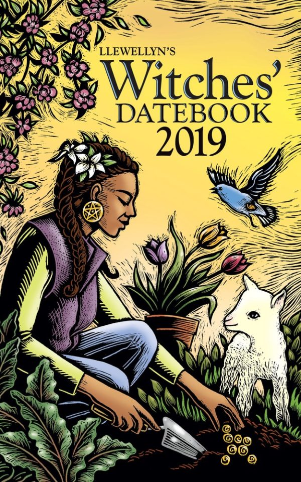 LLEWELLYN WITCHES DATEBOOK 2019