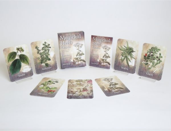 Herb Magick Books